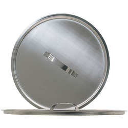 BUCKET LID to bucket 12L ø300mm Stainless steel