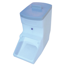 INGREDIENT DISPENSER 21L PE-plastic External 210x460x420mm (WxLxH)