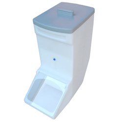 INGREDIENT DISPENSER 63L PE-plastic External 280x600x670mm (WxLxH)