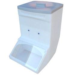 INGREDIENT DISPENSER 90L PE-plastic External 410x600x670mm (WxLxH)