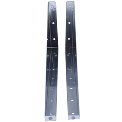 WALL BRACKET 500mm 1,5mm Stainless steel (1 pair)