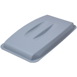 LID  60L Grey Plastic to bin 60L rectangular