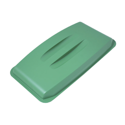 LID  60L Green Plastic to bin 60L rectangular