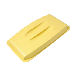 LID  60L Yellow Plastic to bin 60L rectangular