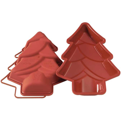 SILICONE MOULD FIR TREE 280x200x40mm