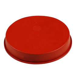 SILICONE MOULD ROUND ø220x40mm 1,40L