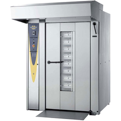 RACK OVEN Macadam-120SLE PLATFORM 3~400VAC 50Hz 47W With SMART-controller