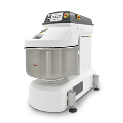 SPIRAL MIXER  60kg SPIRALO 60T 2 speeds 3 timers 2 rotations 2 motors External 640x1080x1280mm (WxLxH) 3~400VAC 50Hz 4,45kW