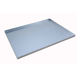 BAKING TRAY 45x60 450x600x20mm Aluminium 1,4mm