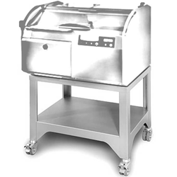 TABLE to bread slicer MHS IDEAL-L Stainless steel {Conforms with: EU 1935/2004, EU 2023/2006}