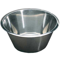 BOWL 14L Stainless steel ø375x200mm