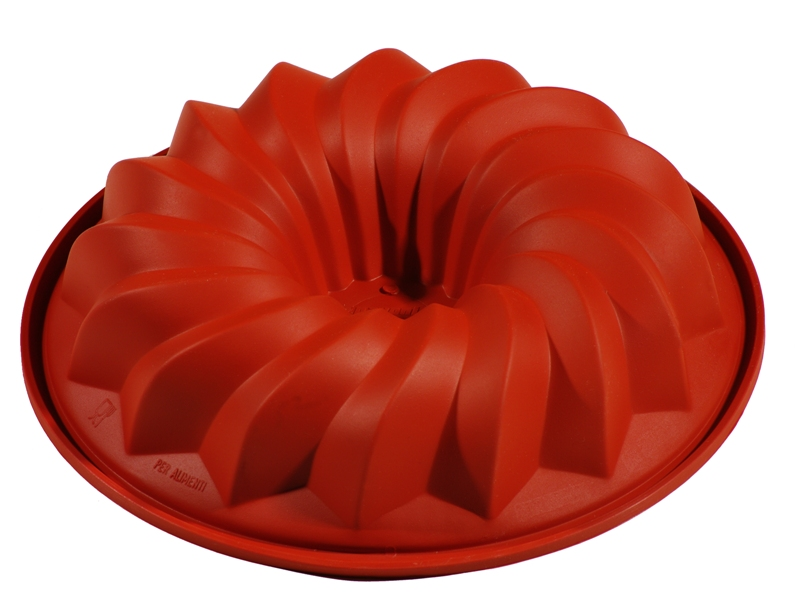 SILICONE MOULD CIAMBELLA CAKE ø240x60mm 1,68L