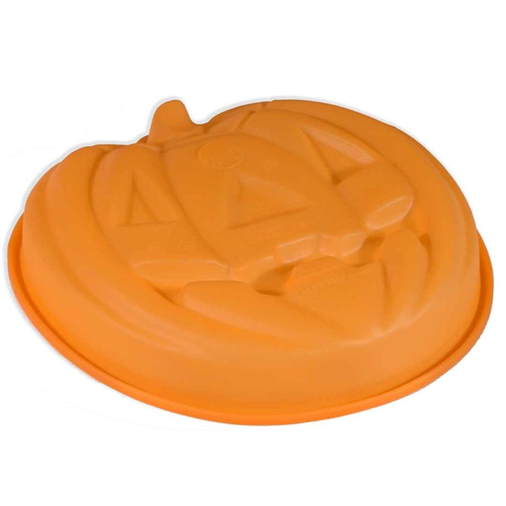 SILICONE MOULD HALLOWEEN PUMPKIN ø260mm