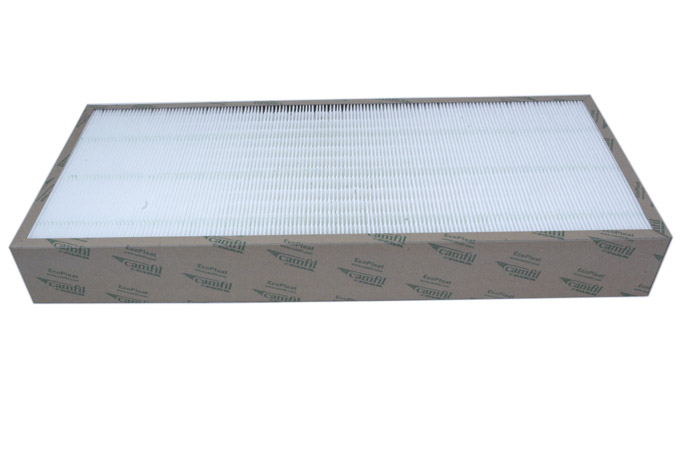 AIR CLEANER FILTER FINE Ecopleat ECO 3GPF 770x345x94mm Filter class F8 To RAC26