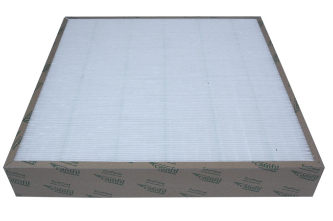 AirCleaner  FILTER FINE Ecopleat G 3GPF 600x600x90mm Filter class F8 To RAC25 AIR CLEANER