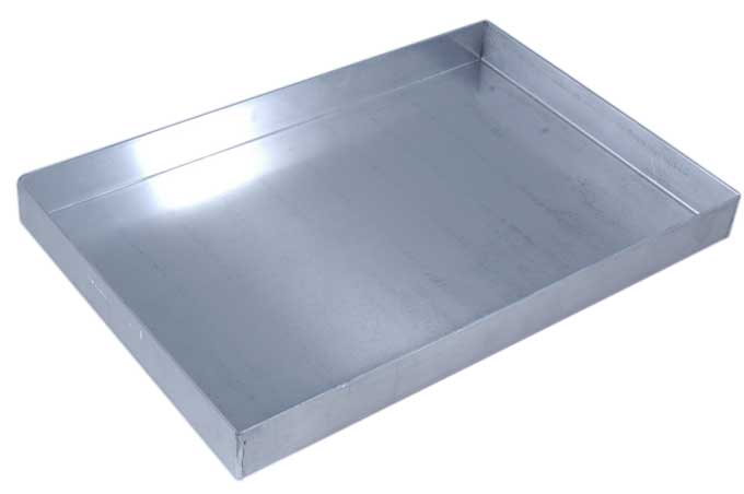 BAKING TRAY SHEET PAN 45x30 450x300x40mm Aluminium 1,4mm