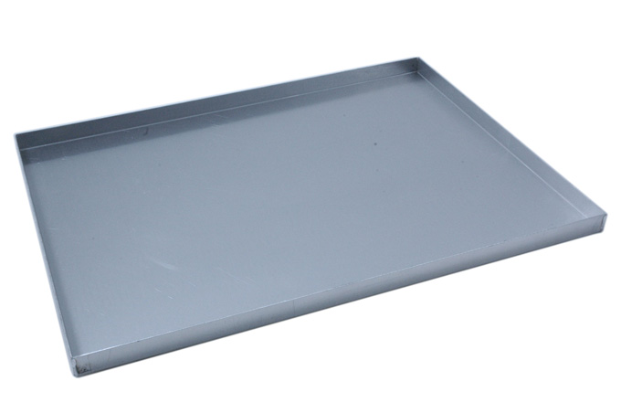 BAKING TRAY 47x63 470x630x25mm Aluminium 1,4mm